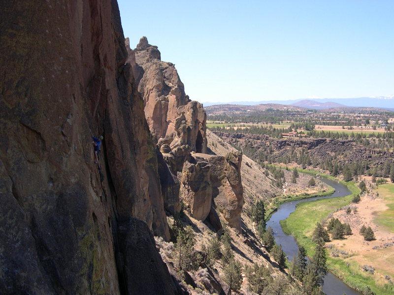 Rock Climbing Photo: Smith Rock State Park