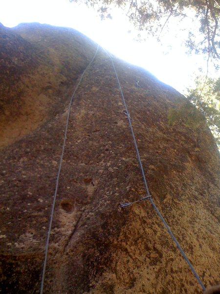 Rock Climbing Photo: Hangar 18