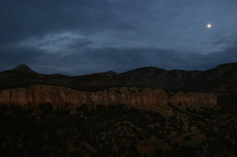 Cactus Cliff.