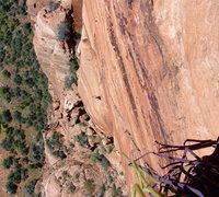 Rock Climbing Photo: Space Shot, Zion
