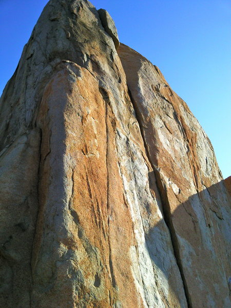 Rock Climbing Photo: best rock in the gourge