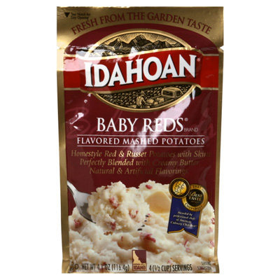 Baby Red Idahoan Potatoes