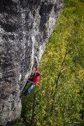 Rock Climbing Photo: Bill Morse on The Ritual. Photo: Pat Bagley. Check...