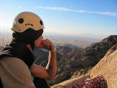 Rock Climbing Photo: ewephoria