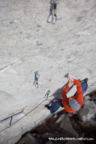 Rock Climbing Photo: Bill Morse on Diesel. Photo: Pat Bagley. Check me ...