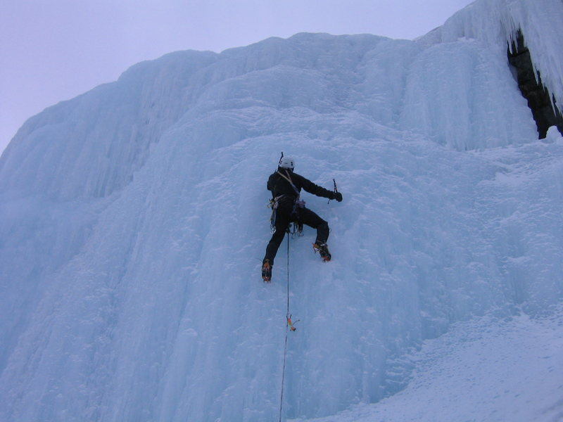 Second pitch in 2004.