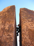 Rock Climbing Photo: Awesome crack