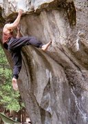 Rock Climbing Photo: Gary Reno