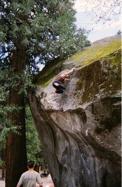 Rock Climbing Photo: Gary Reno