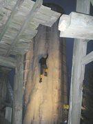Rock Climbing Photo: Night climbs