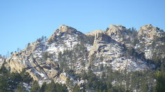 Rock Climbing Photo: Crags in the Laramie Range