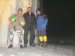 Rock Climbing Photo: Team Ice