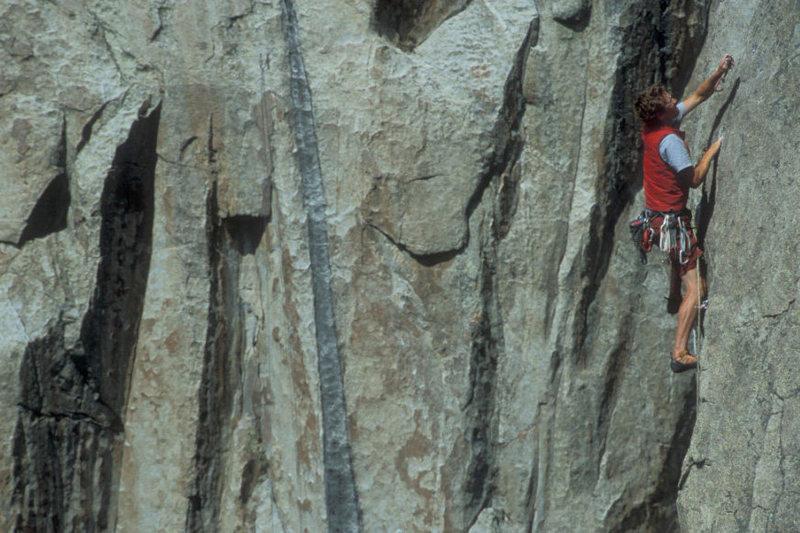 Rock Climbing Photo: Fall Line, City of Rocks