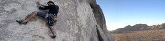 Rock Climbing Photo: Lluis on ZZZZ - Little Hunk