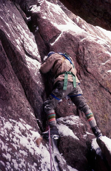Rock Climbing Photo: This thread brought back memories of a day of clim...