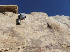 Rock Climbing Photo: Barrett's