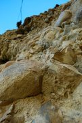 Rock Climbing Photo: Rapping The Grecian Highway.   Photo: Corey Gargan...