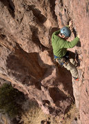 Rock Climbing Photo: Barfly Blues