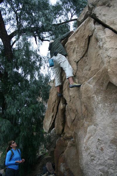 Rock Climbing Photo: Albert Ramirez