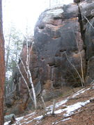Rock Climbing Photo: a Dune climb