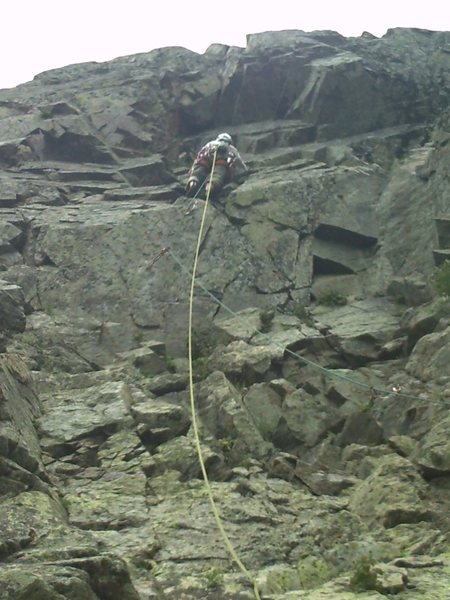 Me moving up pitch 3.