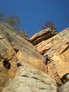Rock Climbing Photo: Prerequisite for Excellence