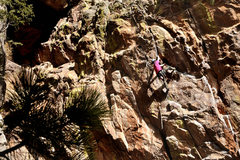 Rock Climbing Photo: Eldorado Canyon, Kloof  Phil Lauffen