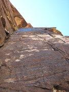 Rock Climbing Photo: p3 chasing shadows