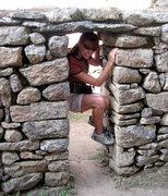 Rock Climbing Photo: Climbing Prohibido = Climbing Incognito