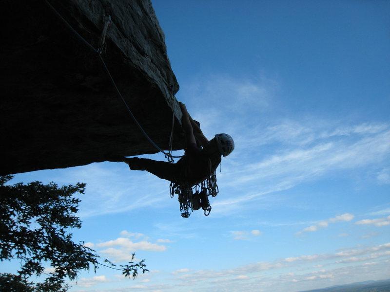 love this climb