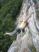 Rock Climbing Photo: non necessary finish