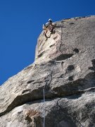 Rock Climbing Photo: Fun stuff on Mantle Dynamics.  The way-cool gigant...