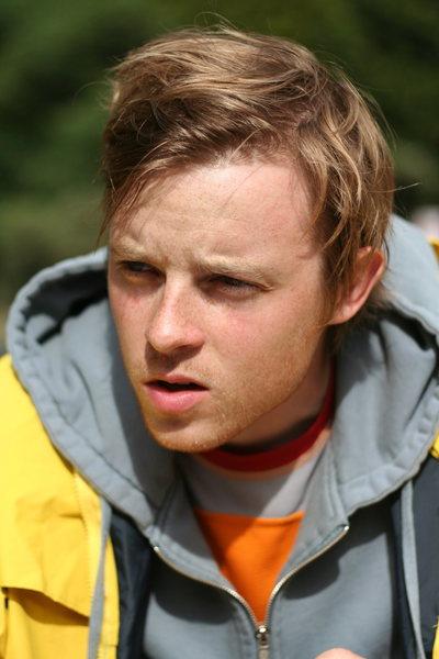 Wisconsin climbing legend, Travy Melin.