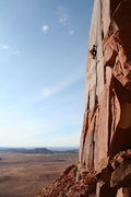 Rock Climbing Photo: Photo cred: C. Treiber