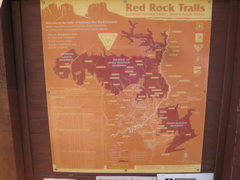 Rock Climbing Photo: Red Rock Country! (not the best resolution)