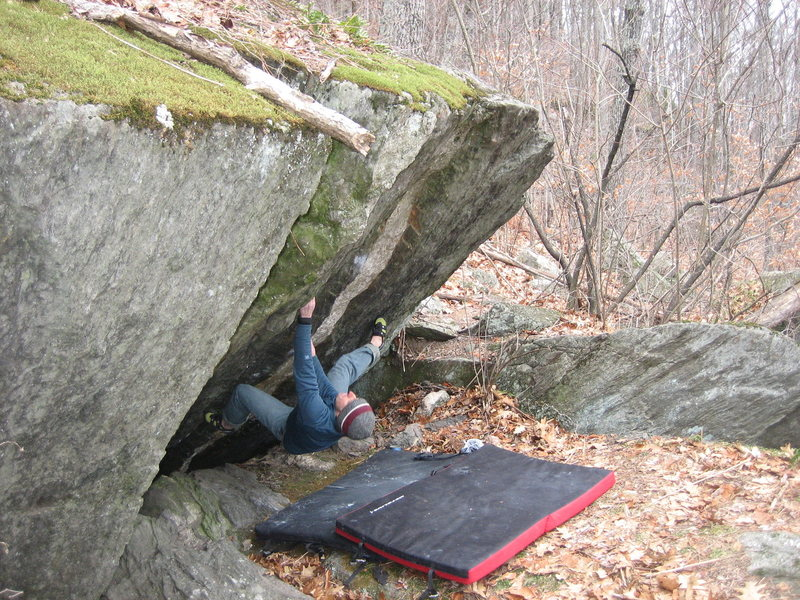 Unknown V9 or 10, Monsters from the Id, Rumney