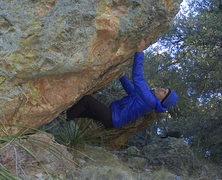 Rock Climbing Photo: bouldering new the meadow