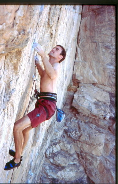 Rock Climbing Photo: T1 on Holeo.