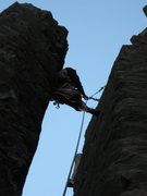 Rock Climbing Photo: Chimney