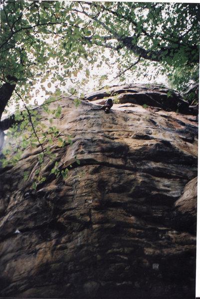 Rock Climbing Photo: Aesthetica