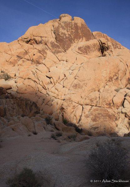 Rock Climbing Photo: Alpentine Wall