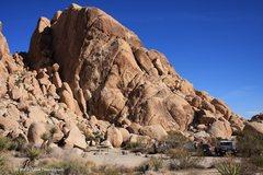 Rock Climbing Photo: Dos Equis Wall