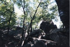 Rock Climbing Photo: Part of the main area