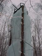 Camp shamineau Ice tower