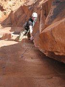 Rock Climbing Photo: guess?