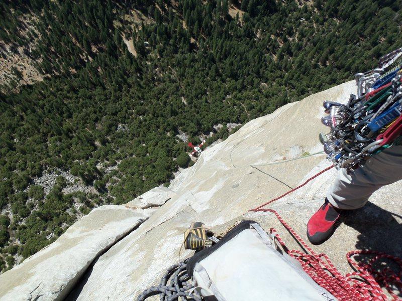Rock Climbing Photo: Hmmmm