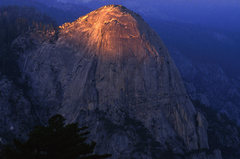 Rock Climbing Photo: Tehipite Dome, Middle Fork of The Kings River Cany...