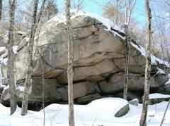 Rock Climbing Photo: Halloween Overhangs.