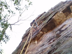 Rock Climbing Photo: only spire in n.r.g.