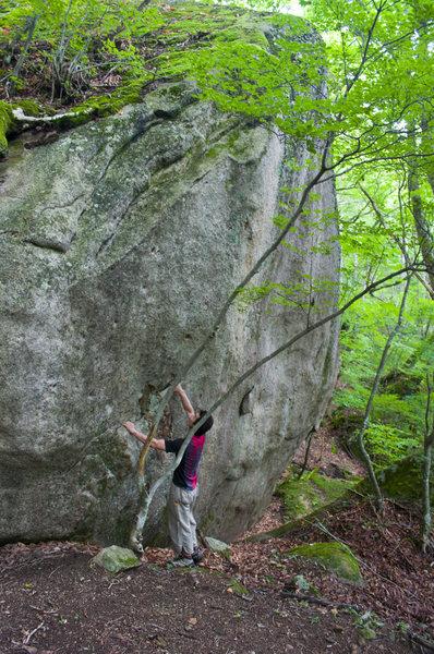 Rock Climbing Photo: Mizugaki highball